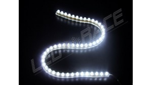 Ruban Led flexible - Etanche - 12v - Blanc