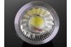 Ampoule LED GU10 - 6W - Blanc chaud