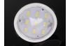 Ampoule LED MR16 - 9 leds - Dimmable - Blanc chaud