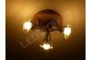 Ampoule LED E14 - Petite sphère - 5W - Blanc chaud -220v