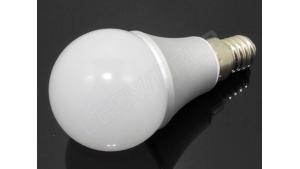Ampoule LED E14 - Petite sphère - 5W - Blanc chaud