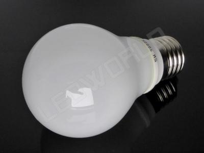 Ampoule LED E27 - Grande sphère - 5W - Blanc naturel