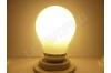 Ampoule LED E27 - Grande sphère - 5W - Blanc chaud
