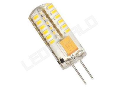 Ampoule LED G4 - 48 leds - Blanc pur -12v
