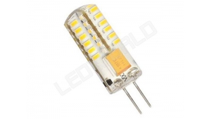 Ampoule LED G4 - 48 leds - Blanc pur