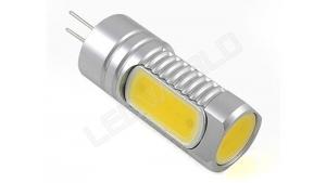 Ampoule LED G4 - 6W - Blanc pur