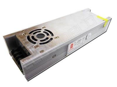 Alimentation stabilisée spéciale LED - 220/12v - 250W - Ventilée