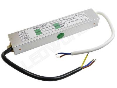 Alimentation étanche spéciale LED - 220/12v - 20W