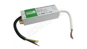 Alimentation étanche spéciale LED - 220/12v - 10W