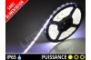 Ruban LED 3528 - Etanche IP65 - 12v - Blanc pur