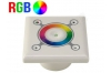 Contrôleur RGB MURAL Tactile - 12-24V