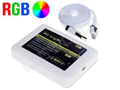Contrôleur RGBW WIFI pour Smartphone et Tablette