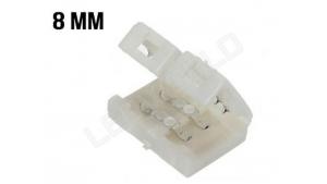 Connecteur ruban led 8mm