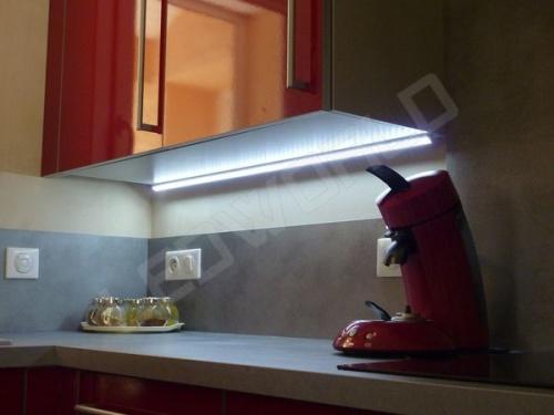 reglette led plate 208 aluminium alimentation 12v 5 Meilleur De Led Plan De Travail Cuisine Kdj5