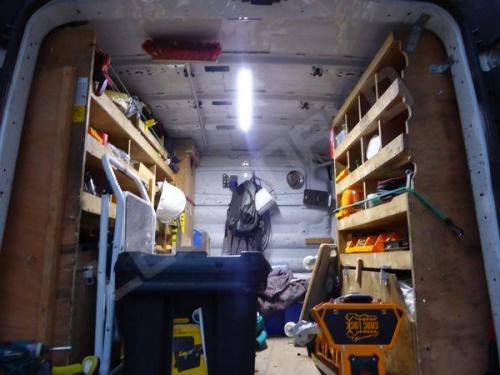 Reglette Led Orientable Aluminium 12v Camping Car Caravaning Sur Mesure