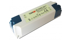 Alimentation Transformateur Ruban Led 15 Watts 12V IP40