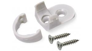 Clips de fixation pour profilé aluminium orientable R13