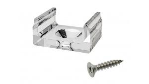 Clips de fixation pour profilé aluminium 169