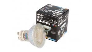 Ampoule LED GU10 410lm 5W- Blanc naturel