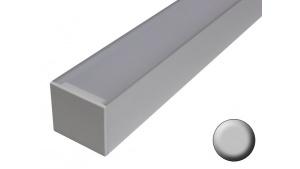 2 Linéaires led pour éclairage Véranda Pergola - Sur mesure - Aluminium