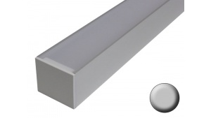 4 Linéaires led pour éclairage Véranda Pergola - Sur mesure - Aluminium