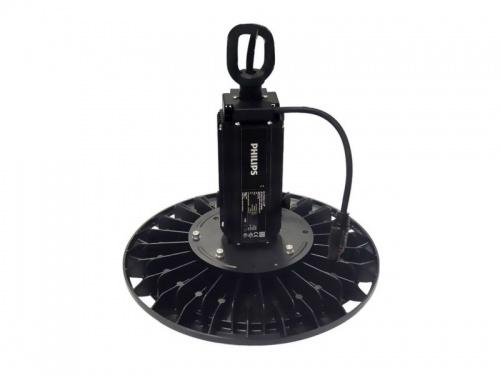 Suspension industrielle UFO LED 150W - Alimentation Philips