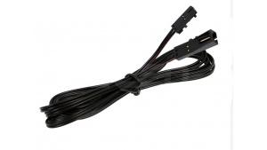 Câble rallonge Ruban Led 2x0.35mm² Lg 1.80m Prise mâle/femelle