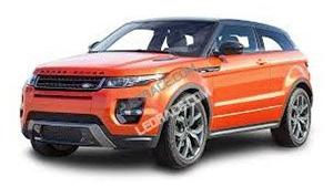 Range Rover Evoque (2011-)