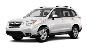 Forester 3 (2008-13)