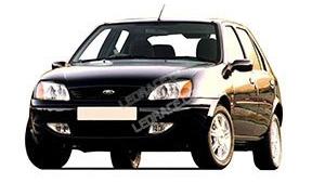 Fiesta IV (1995-2002)
