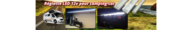 Eclairage Led pour Camping-Car Utilitaire