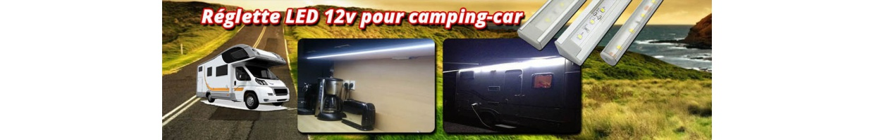 Eclairage Led pour Camping Car
