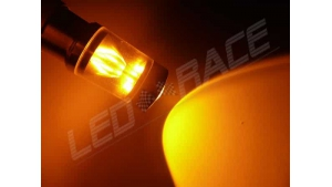 BA15S - P21W Orange