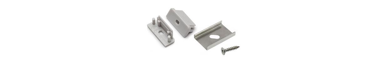 Accessoires pour Profilés Aluminium