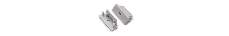 Bouchon Embout pour profile aluminium ruban led