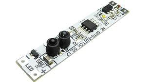 Interrupteur/variateur sans contact IR pour profilé ruban LED