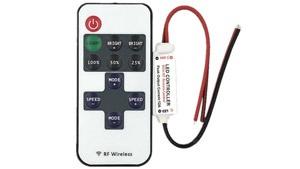 Télécommande Radio Fréquence pour profilé ruban LED