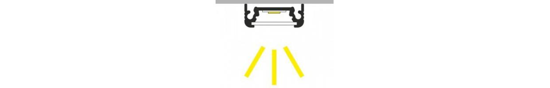 Réglettes led plates sur mesure 12V