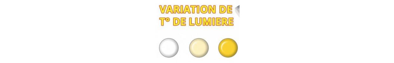 Réglette LED Changement Température (CCT) + Alimentation 24V