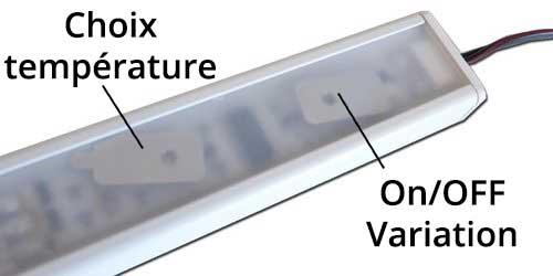 interrupteur variateur profile
