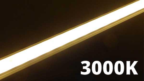 Blanc chaud 3000K