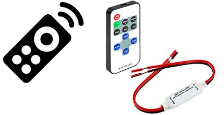 Mini Télécommande RF