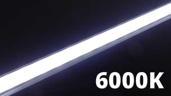 Blanc pur 6000K